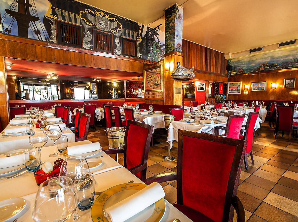Miramar Restaurant Gastronomique Marseille • Gastronomie • Colorbüs